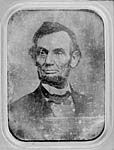 Abraham Lincoln, circa 1864. From Library of Congress Prints and Photographs Division LC-USZ6-2094