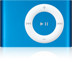 iPod shuffle prize