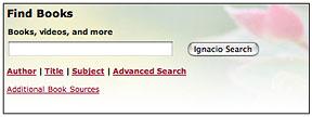 book search box image