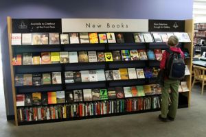 New Book Area: South