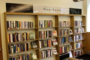 New Book Areas: North