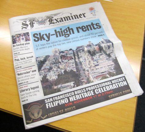sky high rents
