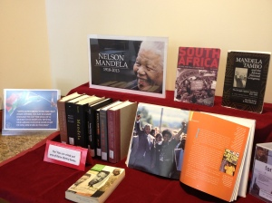Nelson Mandela display 2