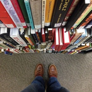 Gleeson #LibraryShelfie Day January 29, 2014