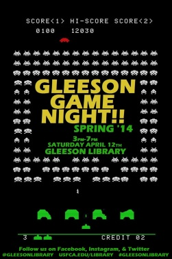 Gleeson Game Night