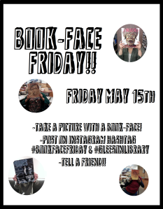 BOOKFACE FRIDAY