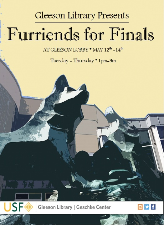 Furriends for Finals S2015