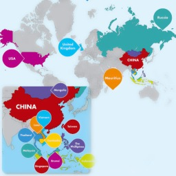 中文: The World's Most Widely-Spoken Language