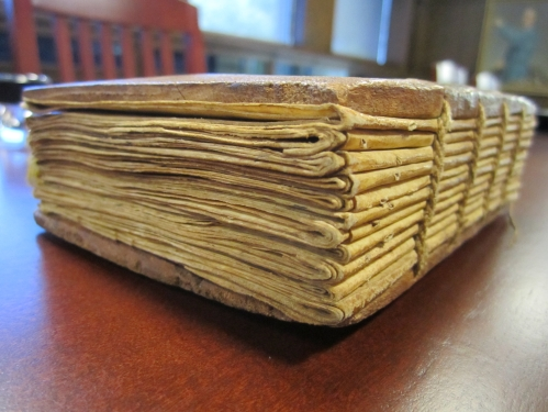 Ethiopian Coptic Bound Manuscript 1