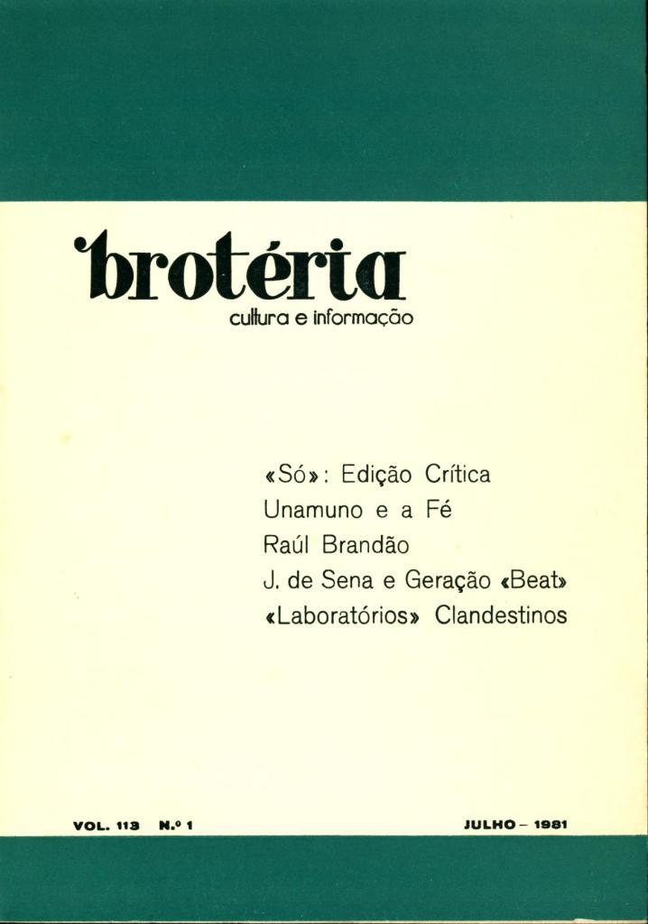 broteria cover