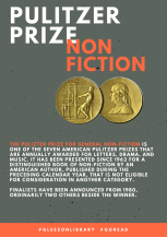 Pulitzer Prize - Fiction (1)