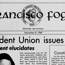 The Foghorn: A Student History of USF