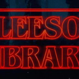 Gleeson Library Haunted Tours!