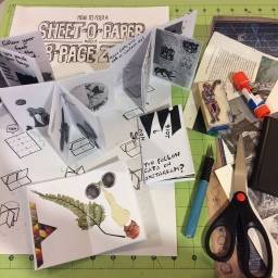 Submit Your Artwork to Stacks: A Gleeson Library Zine!