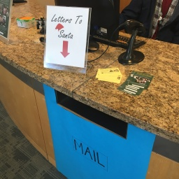 Letter to Library Santa