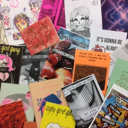 Gleeson Zine Library: a new collection