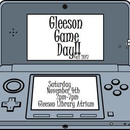 Gleeson Game Day!!