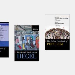 New Oxford Handbooks Online for December 2017