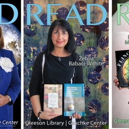 Library Celebrates Research with READ Posters