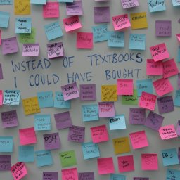 Student Post: #TEXTBOOKBROKE Student Survey for Open Education