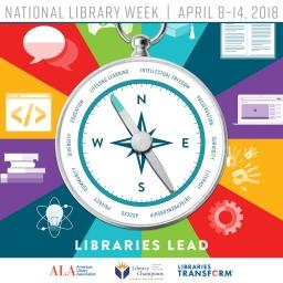 Gleeson Celebrates National Library Week 2018