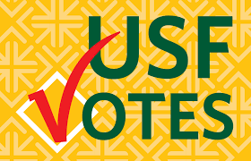 USF Votes Logo