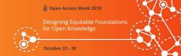 Happy Open Access Week!