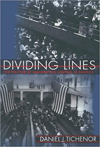 Book cover of Dividing lines