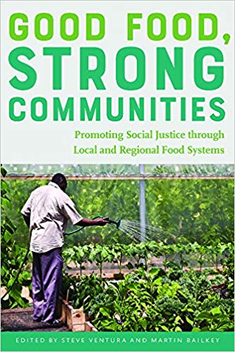 Book cover of Good food, strong communities