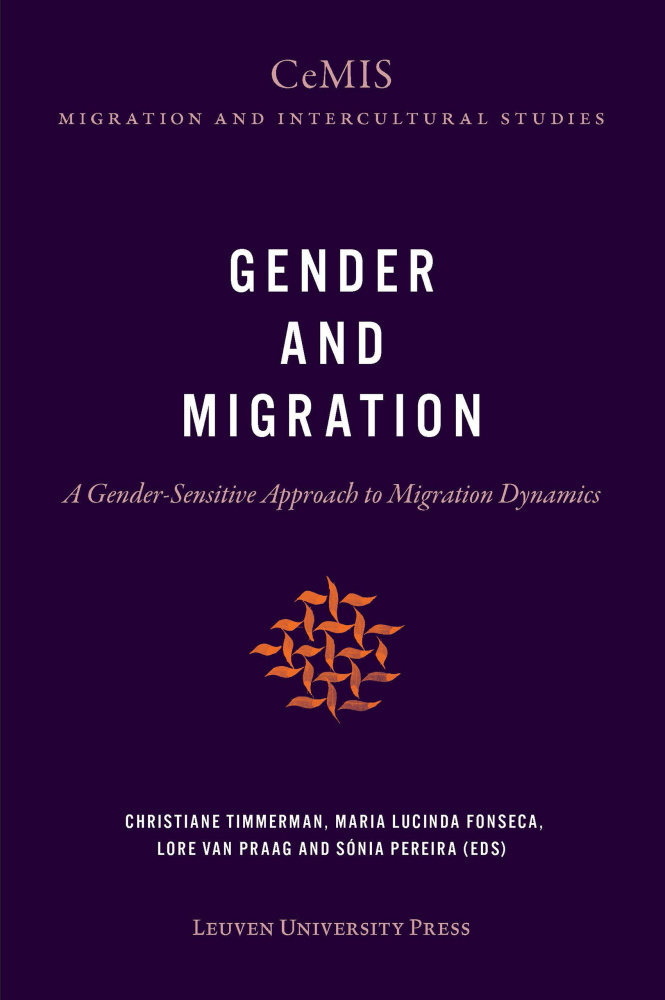Book cover of Gender and migration