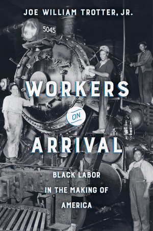 Book cover of Workers on arrival