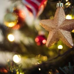 Yoga and DIY Holiday Ornaments