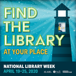 Gleeson Celebrates National Library Week
