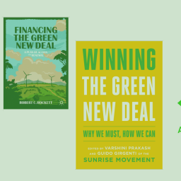 New ebooks on the Green New Deal at Gleeson Library